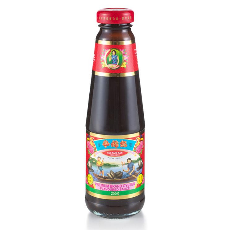 Premium oestersaus (255g) (李錦記舊裝特級蠔油)