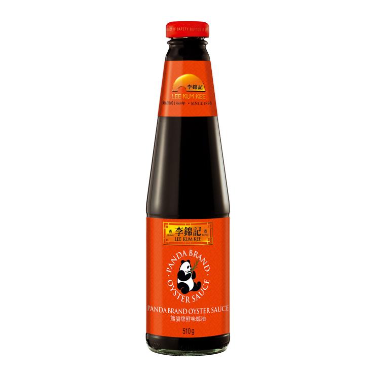 Oestersaus panda merk (510g) (李錦記熊貓蠔油)