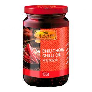 Lee Kum Kee Chiu chow chili olie (李錦記潮洲辣椒油)