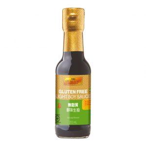Lee Kum Kee Glutenvrije lichte soja saus (李錦記無麩生抽)