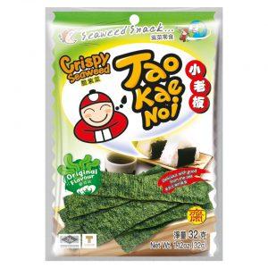 Tao Kae Noi Knapperige zeewiervellen originele smaak