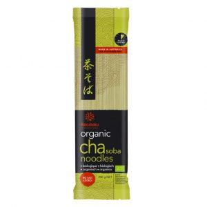 Hakubaku Organische cha soba noedels Japanse stijl (有機綠茶蕎麥麵)