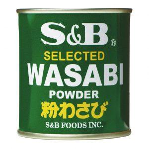 S&B Wasabi poeder