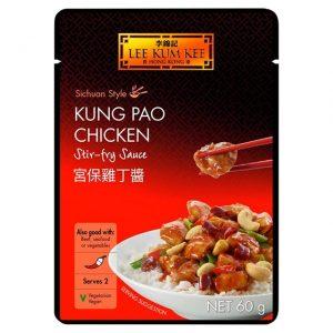 Lee Kum Kee Saus voor kung pao kip Sichuan stijl