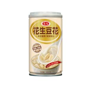 AGV Tofu Pudding with Peanuts