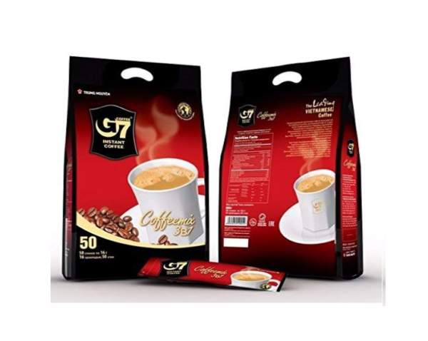 Trung Nguyen  3 in 1 instant coffee drink