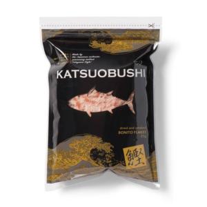 Gedroogde en gerookte bonito vlokken (katsuobushi)