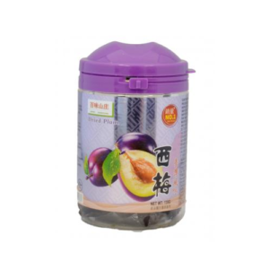 Baiwei Dried black plum (百味山庄 黑梅)