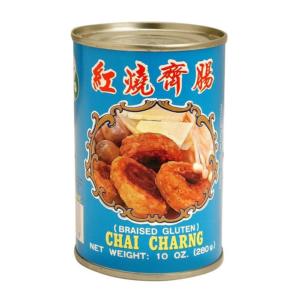 Furn Yuo Chai charng (gestoofde gluten)