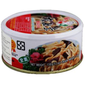 Furn Yuo Gekruide enoki champignons