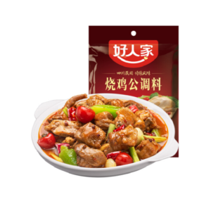 Hao Ren Jia Sauce for braised chicken (好人家 烧鸡公调料)