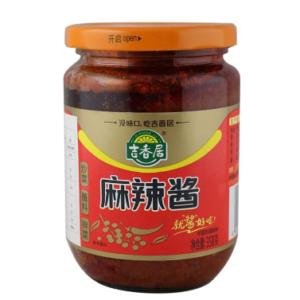 Ji Xiang Ju  Chili sauce mala (麻辣酱)