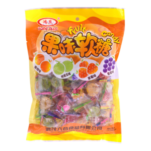Hong Mao Soft fruit candy