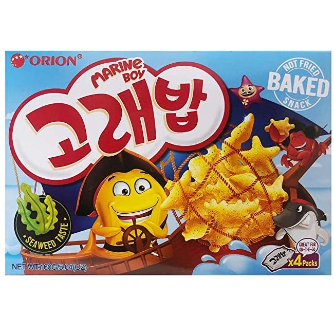 Koreaanse cracker (goraebap)