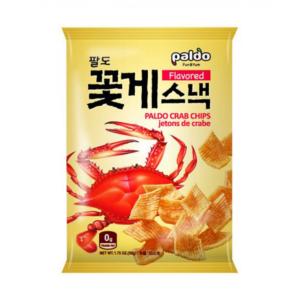 Paldo Krab chips