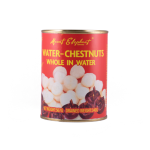 Mount Elephant  Water chestnuts whole in water