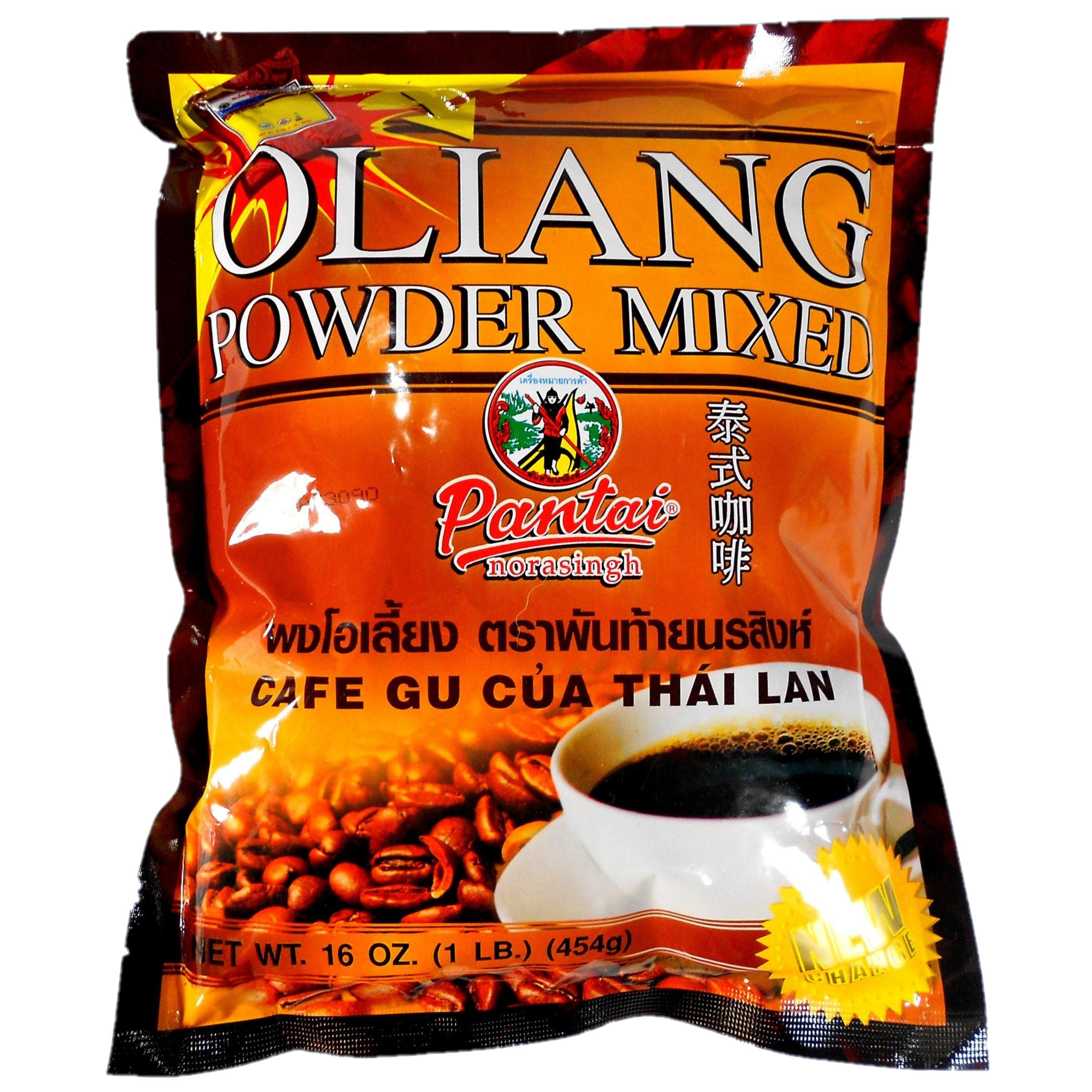 Oliang poeder mix