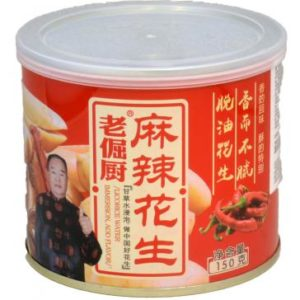 Lao Jue Chu Pinda met pittige aroma