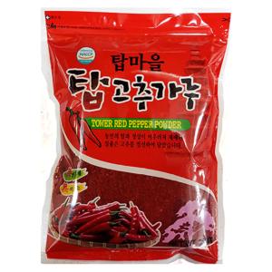 Rode peper poeder gochugaru