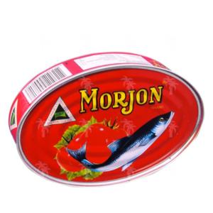 Morjon Sardinella in tomatensaus