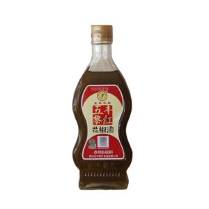 Wu Feng Sichuan peper olie (400ml)