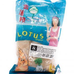 Lotus Zure bamboescheuten in plakjes