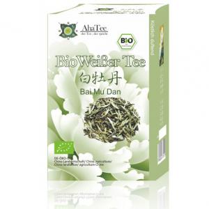 Aha Tee Bio witte thee (bai mu dan)