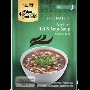 Asian Home Gourmet Kruidenpasta voor pikant & zure soep Szechuan stijl