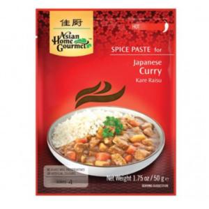 Asian Home Gourmet kruidenpasta voor japanse curry