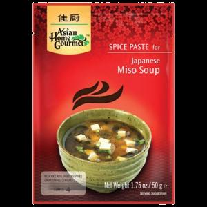 Asian Home Gourmet Kruidenpasta voor Japanse miso soep