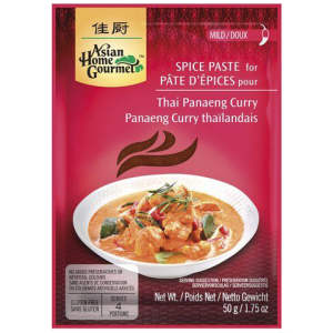 Asian Home Gourmet Kruidenpasta voor Thaise panaeng curry