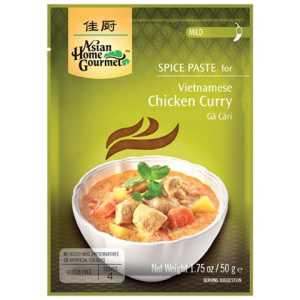 Asian Home Gourmet Kruidenpasta voor Vietnamese kip curry
