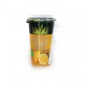 Aloe vera jelly honing limoen smaak