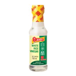 Amoy  White rice vinegar (淘大白米醋)