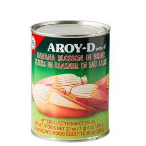Aroy-D Bananen bloesem in siroop