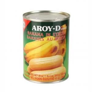 Aroy-D Bananen in siroop