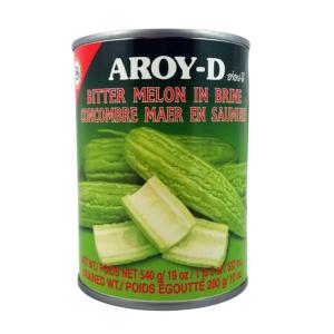 Aroy-d Bitter meloen in siroop