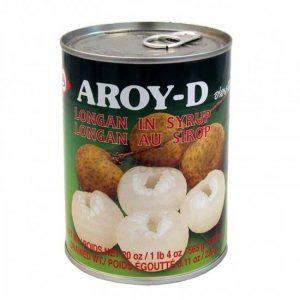 Aroy-D Longans in siroop