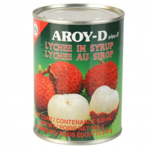 Aroy-D Lychees in siroop