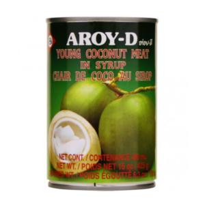 Aroy-D Jonge kokosvlees in siroop
