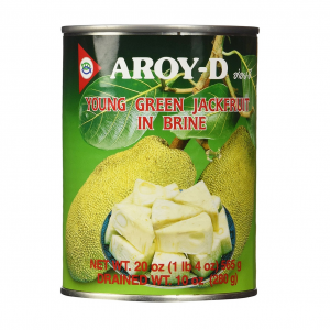 Aroy-D Jong groene jackfruit in zout water