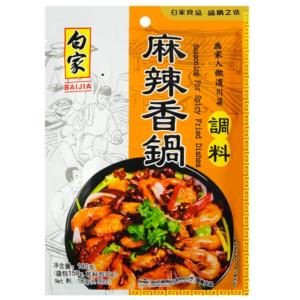 Bai Jia Kruiden voor pikant gebakken gerechten (白家 麻辣香锅底料)