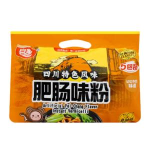 Bai Jia  Vermicelli pikant/kunstmatig fei-chang aroma multipack (白家陈记 肥肠味粉)