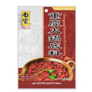 Bai Jia Hot pot saus Chongqing stijl
