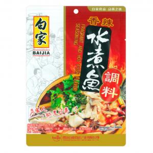 Baijia Kruidenmix voor pikante vis