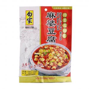 Baijia Saus voor mapo tofu (白家麻婆豆腐調料)