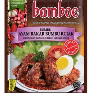 Bamboe Kant-en-klare kruiden voor rujak