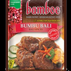 Bamboe Kant-en-klare kruiden voor bali (bumbu bali)