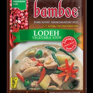 Bamboe Kant-en-klare kruiden voor groenten stoofpot (lodeh)