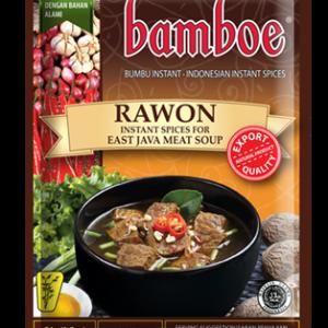 Bamboe Kant-en-klare kruiden voor Oost-Java vlees soep (rawon)